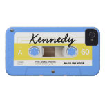 Cassette Tape iPhone 4 Case-Mate Cases