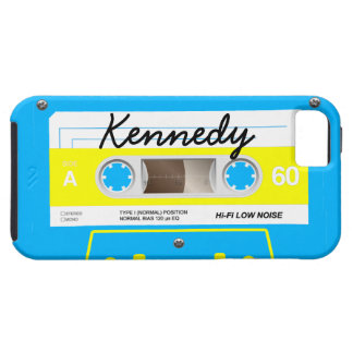 Cassette Tape iPhone 5 Covers
