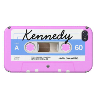 Cassette Tape Cases For iPhone 4
