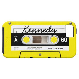 Cassette Tape iPhone SE/5/5s Case