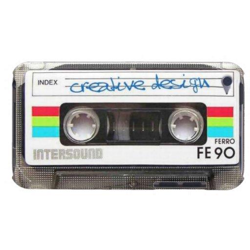 Cassette Tape Ipod 4 Case iPod Touch Case-Mate Case