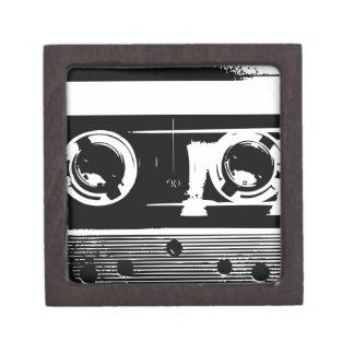 Cassette Tape Keepsake Box