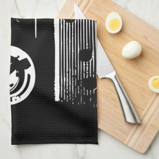 Cassette Tape Kitchen Towel