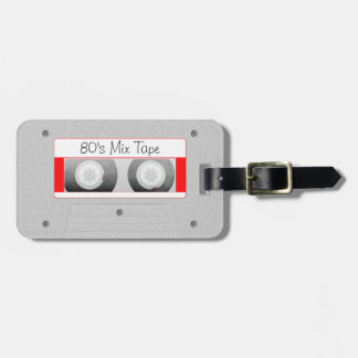 Cassette Tape Tags For Luggage
