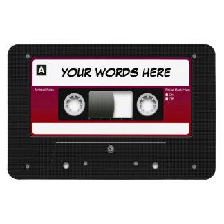 Cassette Tape Mixtape Magnet