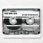 Cassette Tape Mixtape Mouse Pad