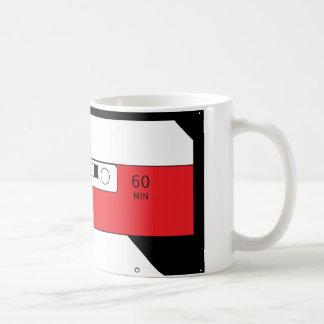 """""""Cassette Tape"""" Mug"""