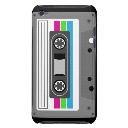 Cassette Tape Music iPod Case iPod Case-Mate Case