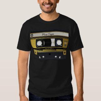 Cassette Tape Old School Retro Design Tee Shirt