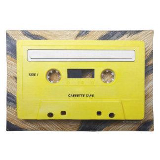 Cassette Tape Placemat