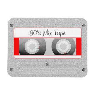 Cassette Tape Rectangular Photo Magnet