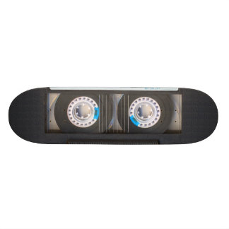 Cassette Tape Skateboard