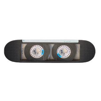 Cassette Tape Skateboard Deck
