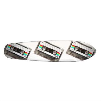 Cassette Tape Skateboard Oldschool