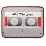Cassette Tape Sleeve For MacBooks