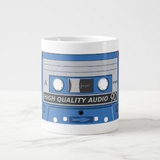 Cassette Tape Jumbo Mugs