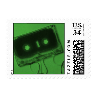 Cassette Tape Stamps