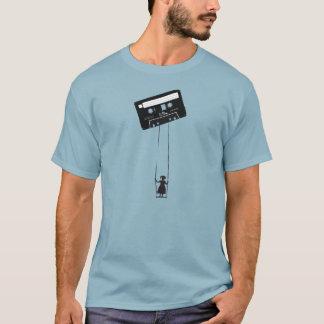 Cassette Tape Swingset T-Shirt