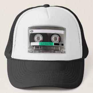 Cassette Tape Trucker Hat