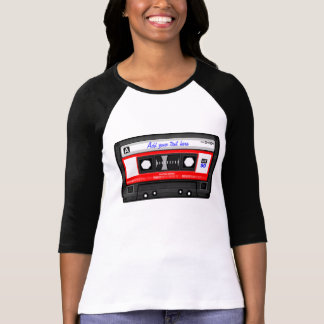 Cassette Tape T Shirts