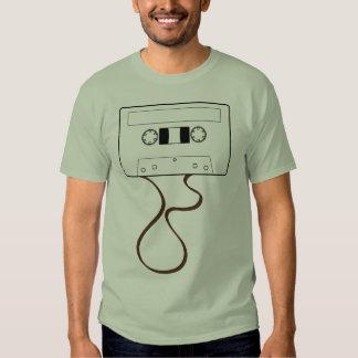 Cassette Tape Unwound T-shirt