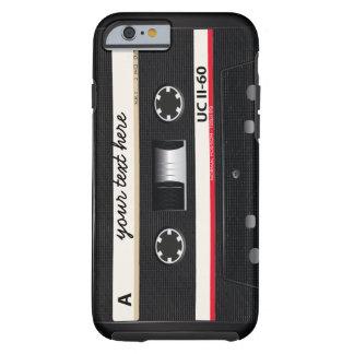 Cassette Tape vintage Tough iPhone 6 Case