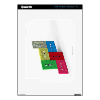 Cassette Tapes iPad 3 Skins