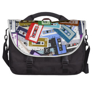 Cassette Tapes Commuter Bags