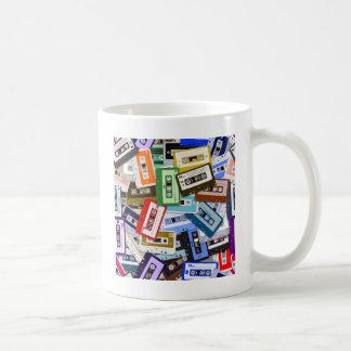 Cassette Tapes Mugs
