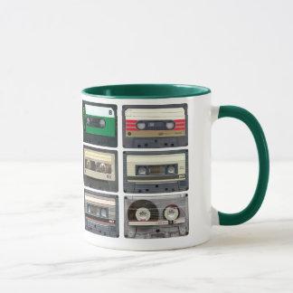 Cassette Tapes Mug