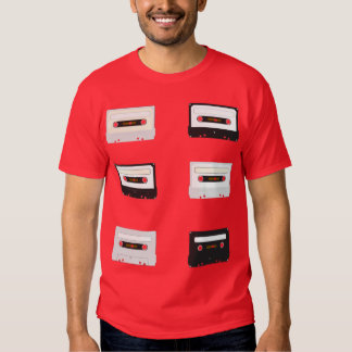 Cassette Tapes T-shirts