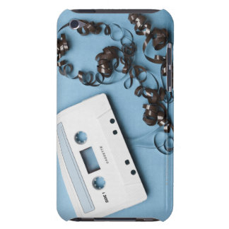 Cassette with Tangled Tape Barely There iPod Cover