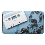 Cassette with Tangled Tape iPod Touch Case