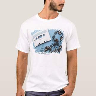 Cassette with Tangled Tape T-Shirt