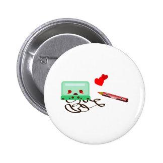 cassettes love button
