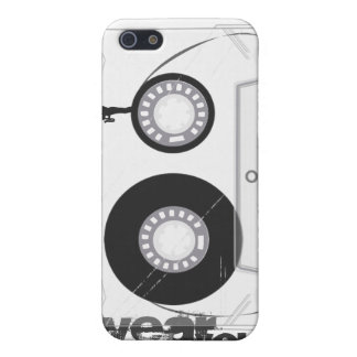 Cassettes Series Nr. 2 - Saxophone man Case For iPhone SE/5/5s