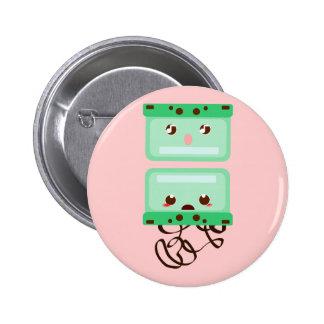 cassettes trouble button