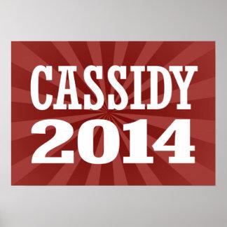 CASSIDY 2014 PRINT