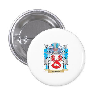 Cassidy Coat of Arms - Family Crest Button