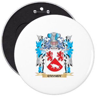 Cassidy Coat of Arms - Family Crest Pins