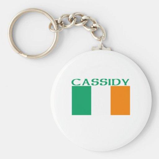 Cassidy Llaveros Personalizados