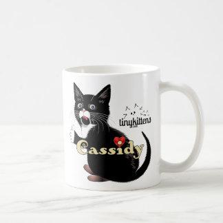 Cassidy TinyKittens Coffee Mug