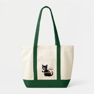 Cassidy TinyKittens Tote Bag