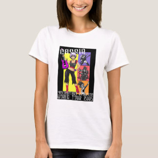 Cassie and The Involuntary Evolution T-Shirt