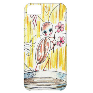 Cassie The Cute Cockroach iPhone 5C Cases