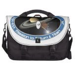 CASSINI - HUYGENS: Misión en Saturn y el titán Bolsas Para Portatil