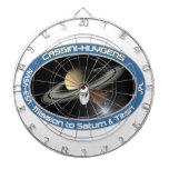 CASSINI - HUYGENS: Misión en Saturn y el titán Tablero De Dardos