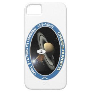 CASSINI - HUYGENS: Misión en Saturn y el titán iPhone 5 Case-Mate Cobertura