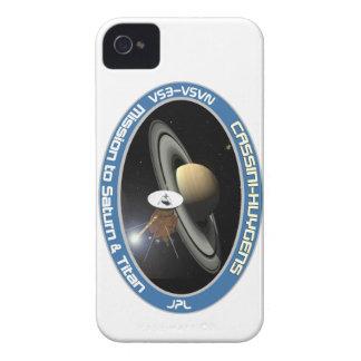 CASSINI - HUYGENS: Misión en Saturn y el titán Case-Mate iPhone 4 Coberturas