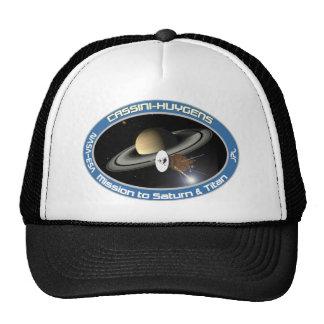 CASSINI - HUYGENS: Misión en Saturn y el titán Gorras De Camionero